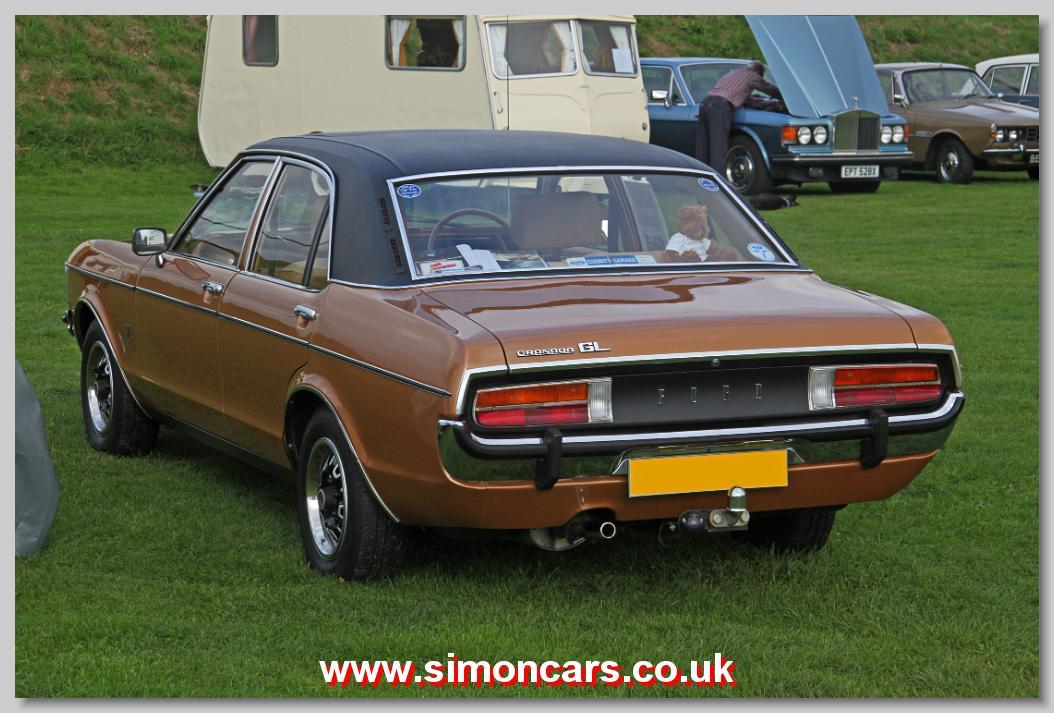Ford Consul 1972 - 1976 Coupe #1