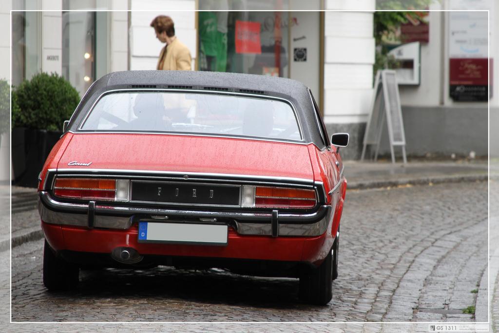 Ford Consul 1972 - 1976 Coupe #5