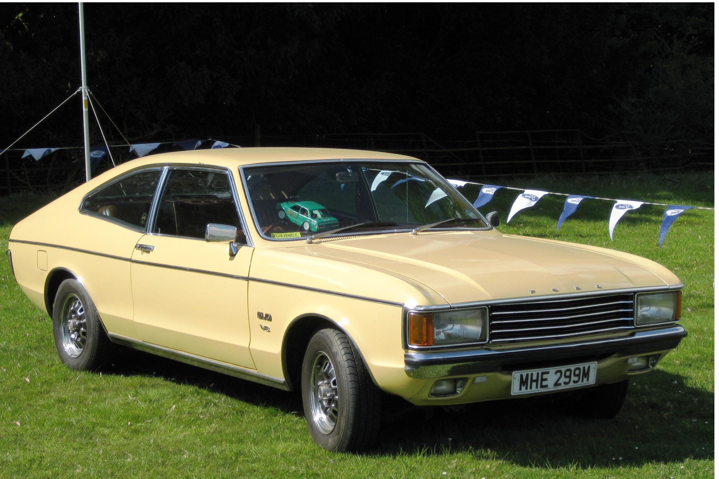 Ford Consul 1972 - 1976 Coupe #4