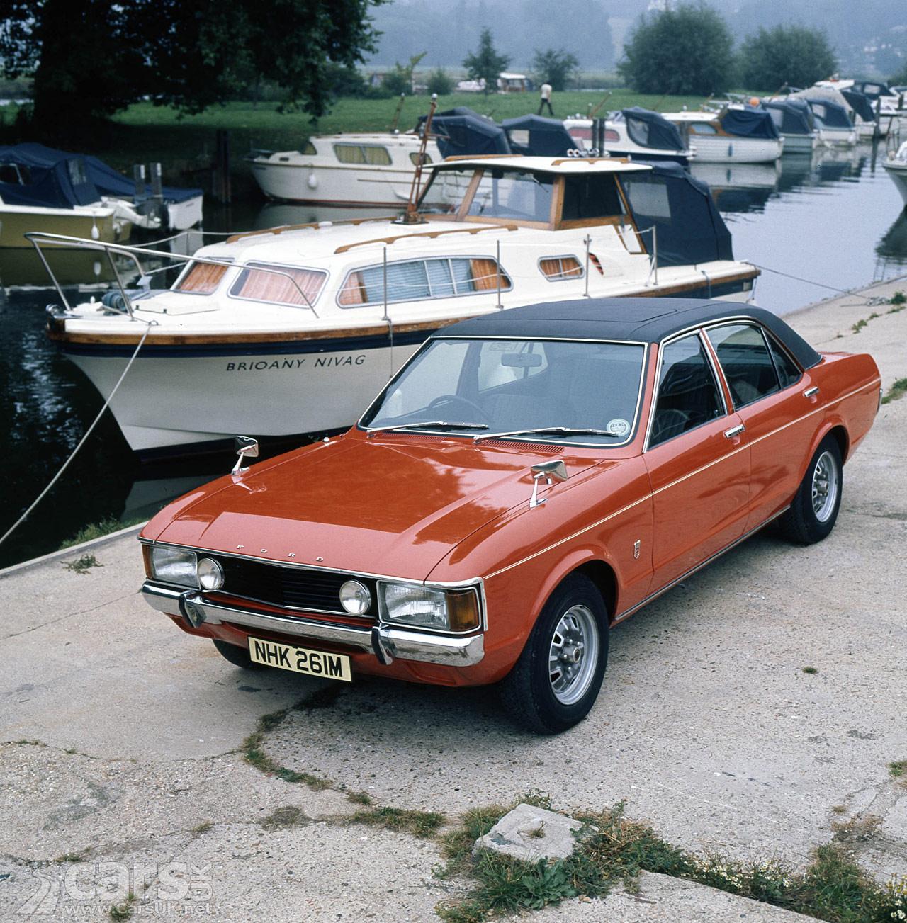 Ford Consul 1972 - 1976 Coupe #3