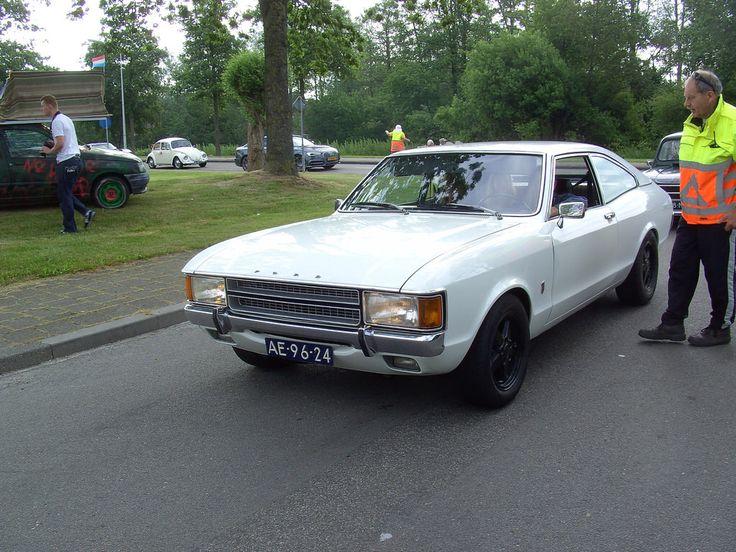 Ford Consul 1972 - 1976 Coupe #7