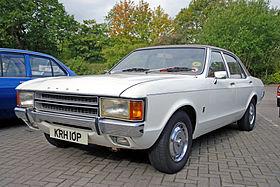 Ford Consul 1972 - 1976 Coupe #8