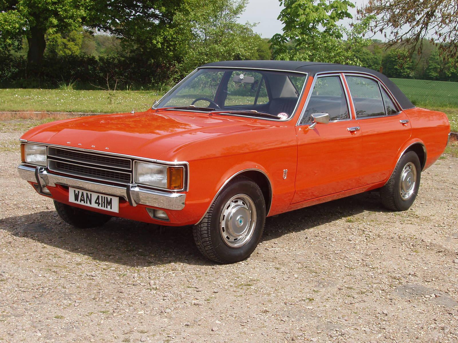 Ford Consul 1972 - 1976 Sedan #5