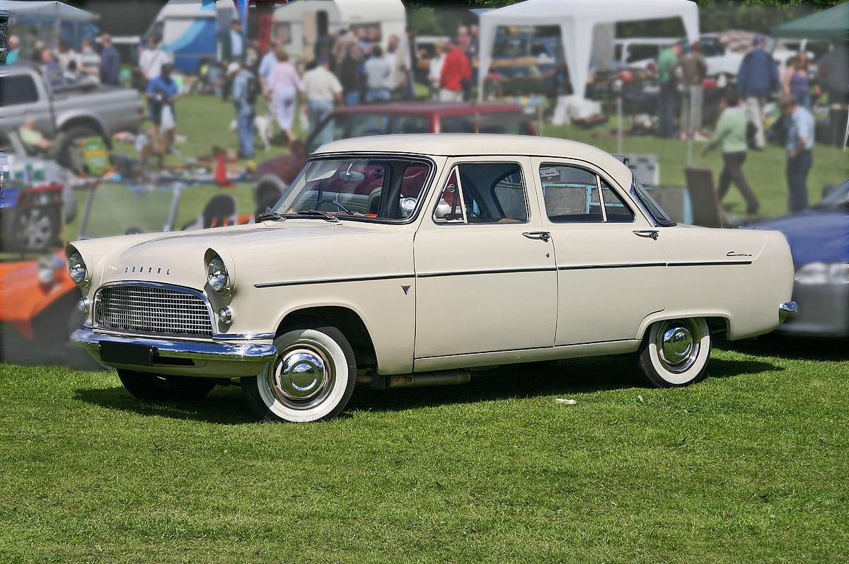 Ford Zephyr II 1956 - 1962 Sedan #8
