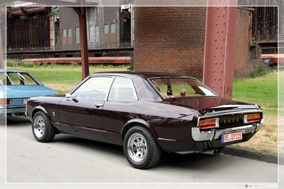 Ford Consul 1972 - 1976 Sedan #4