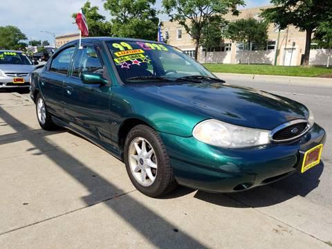 Ford Contour I 1994 - 1997 Sedan #6
