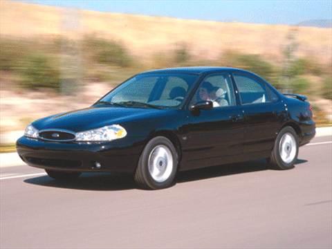 Ford Contour I 1994 - 1997 Sedan #8
