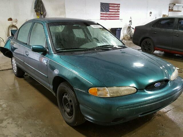 Ford Contour I 1994 - 1997 Sedan #5