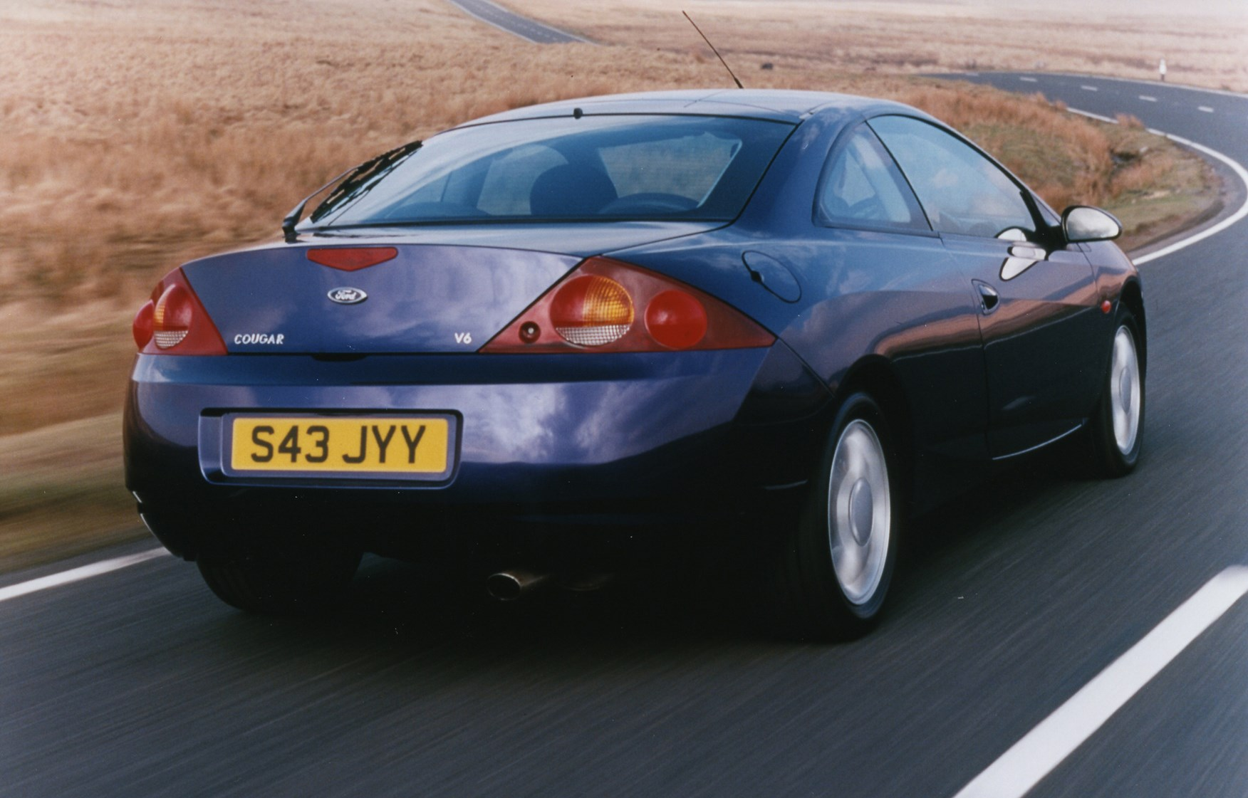 Ford Cougar 1998 - 2002 Coupe #1