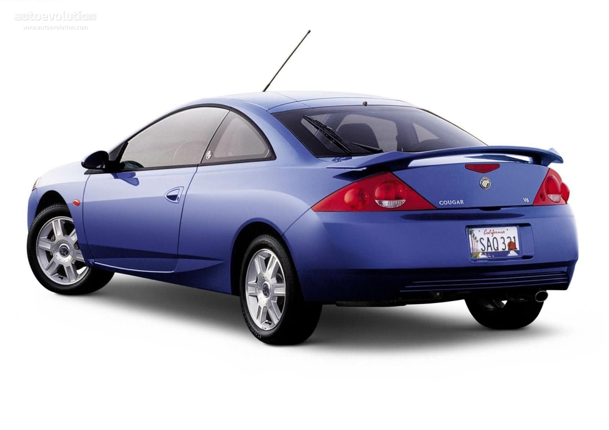 Ford Cougar 1998 - 2002 Coupe #5