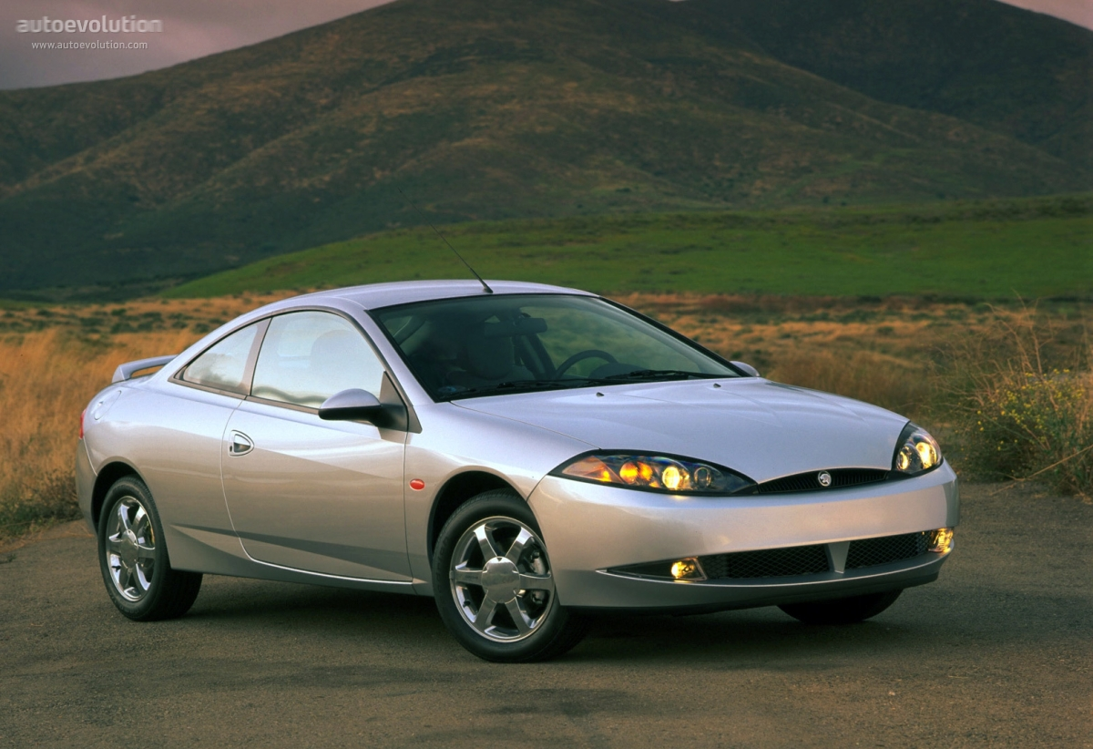 Ford Cougar 1998 - 2002 Coupe #4