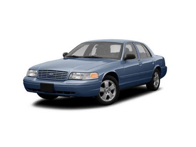 Ford Crown Victoria II 1997 - 2011 Sedan #2