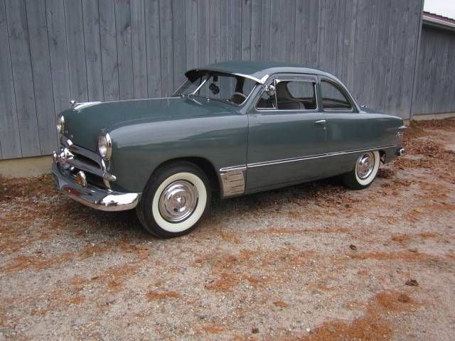 Ford Custom 1949 - 1955 Coupe #7
