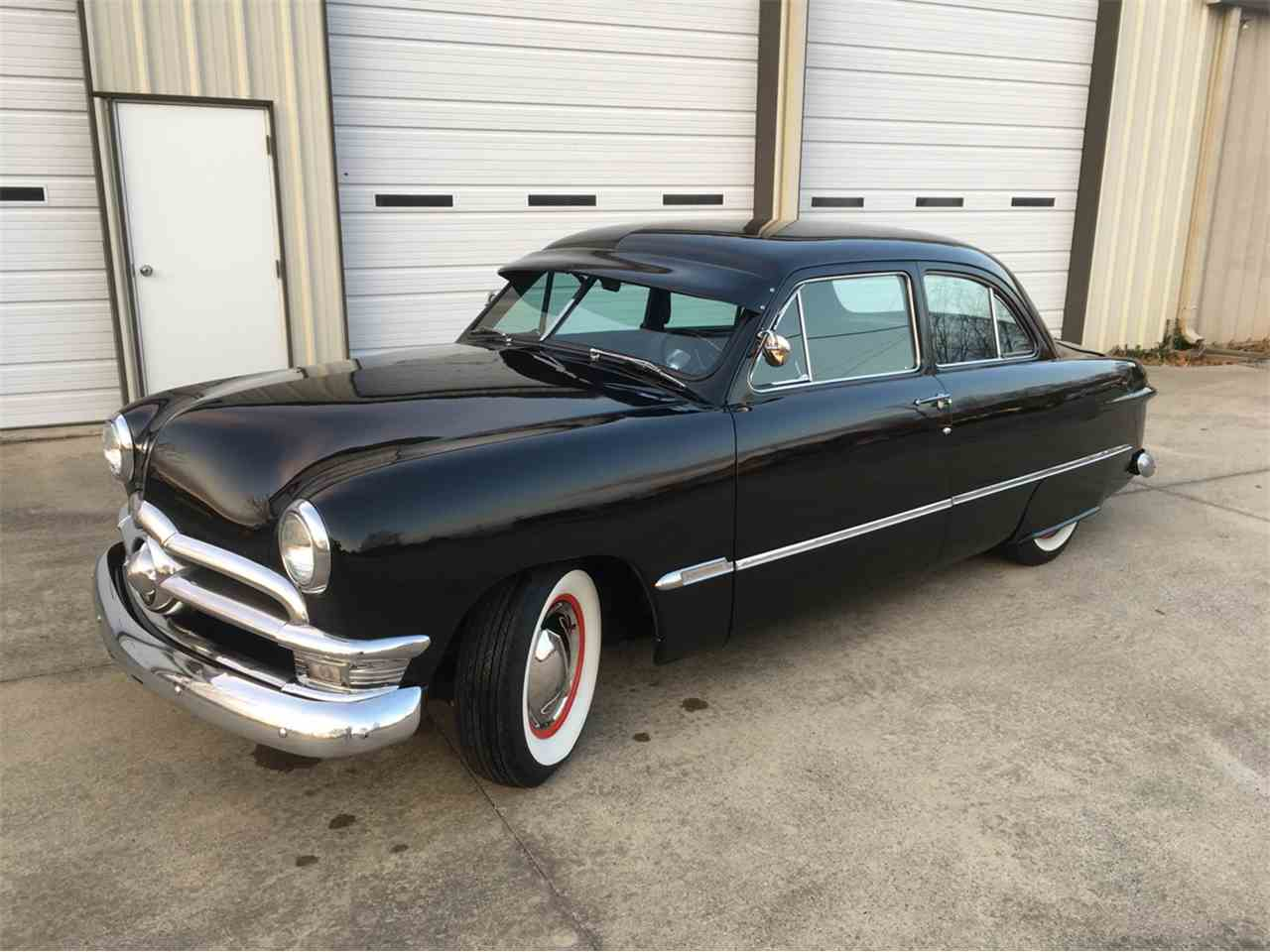 Ford Custom 1949 - 1955 Coupe #3