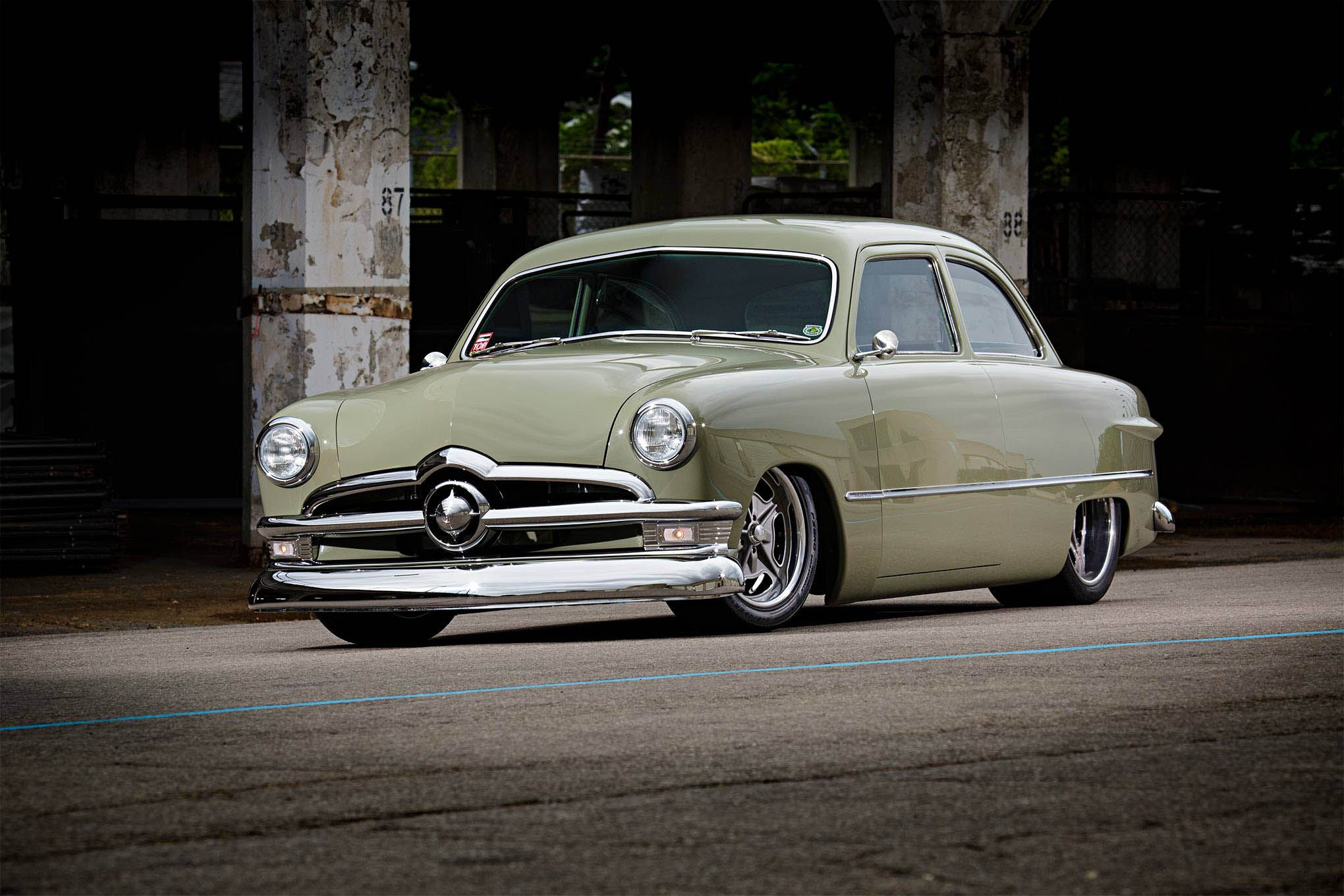 Ford Custom 1949 - 1955 Coupe #1