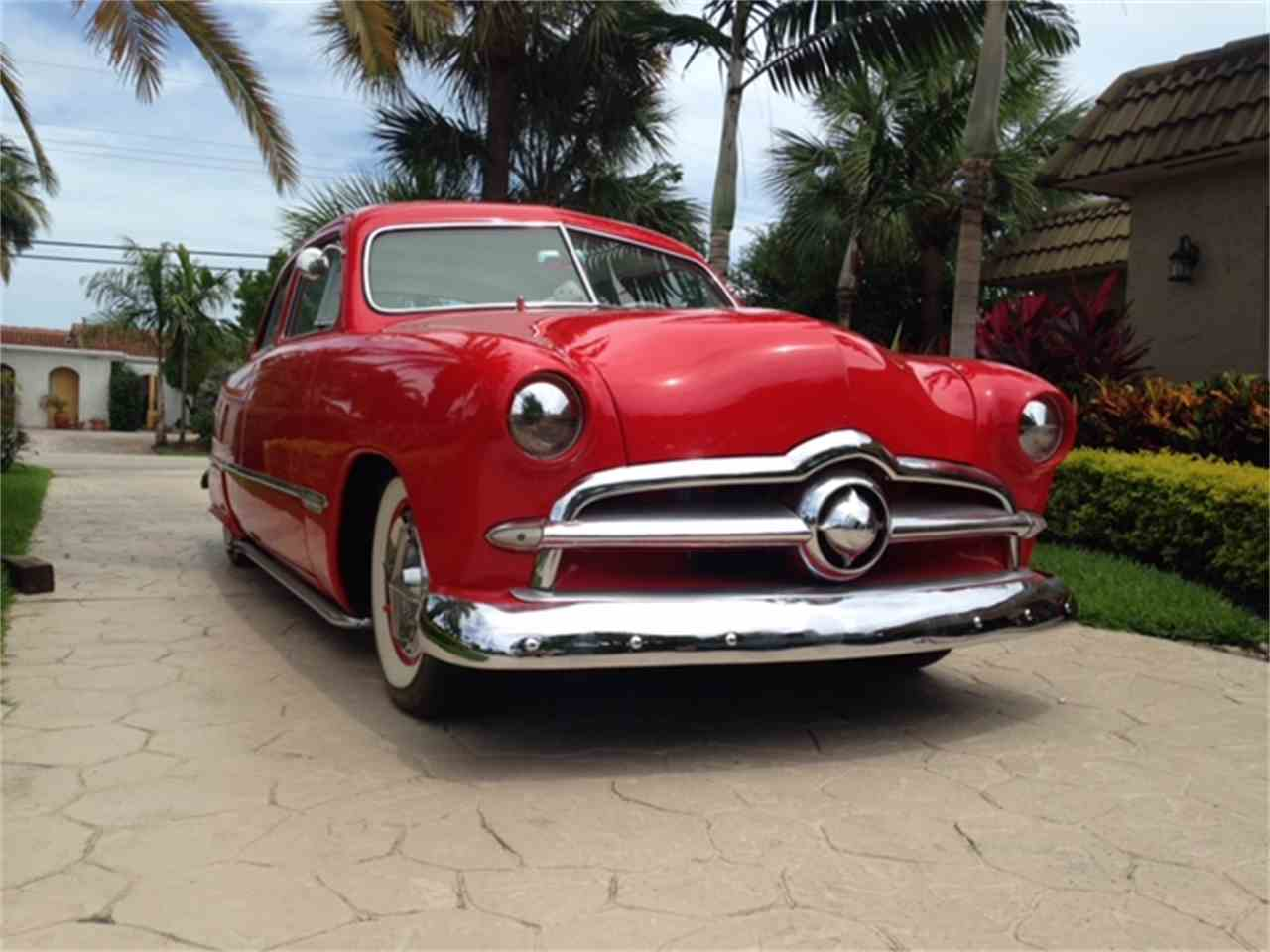 Ford Custom 1949 - 1955 Coupe #4