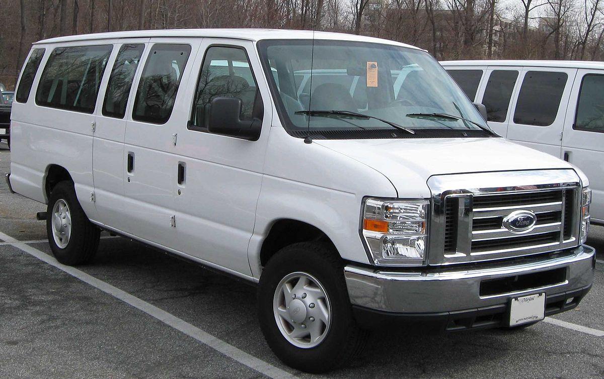 Ford Econoline 1992 - 2013 Minivan #8