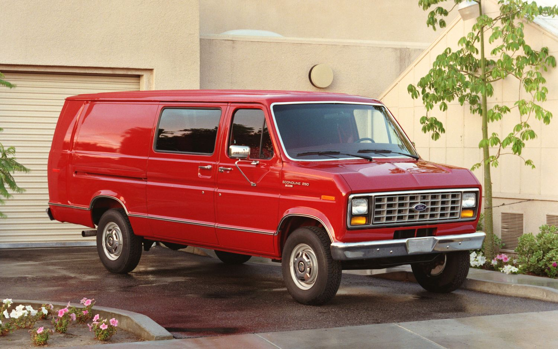 Ford Econoline 1992 - 2013 Minivan #2