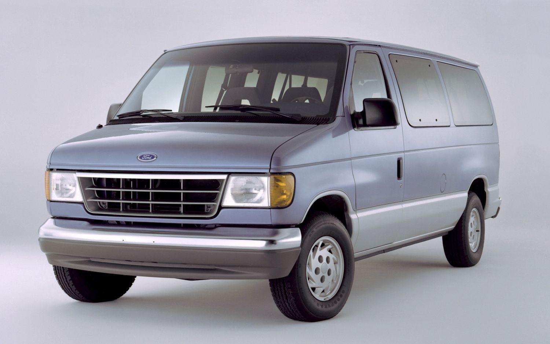 Ford Econoline 1992 - 2013 Minivan #7