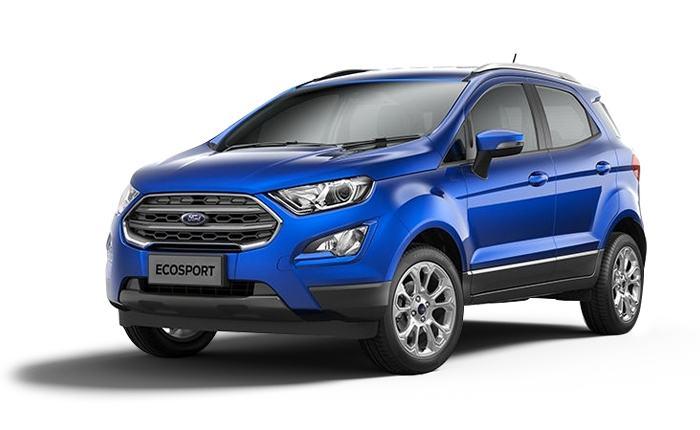 Ford EcoSport I 2014 - now SUV 5 door #5
