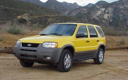 Ford Maverick II 2000 - 2007 SUV 5 door #4