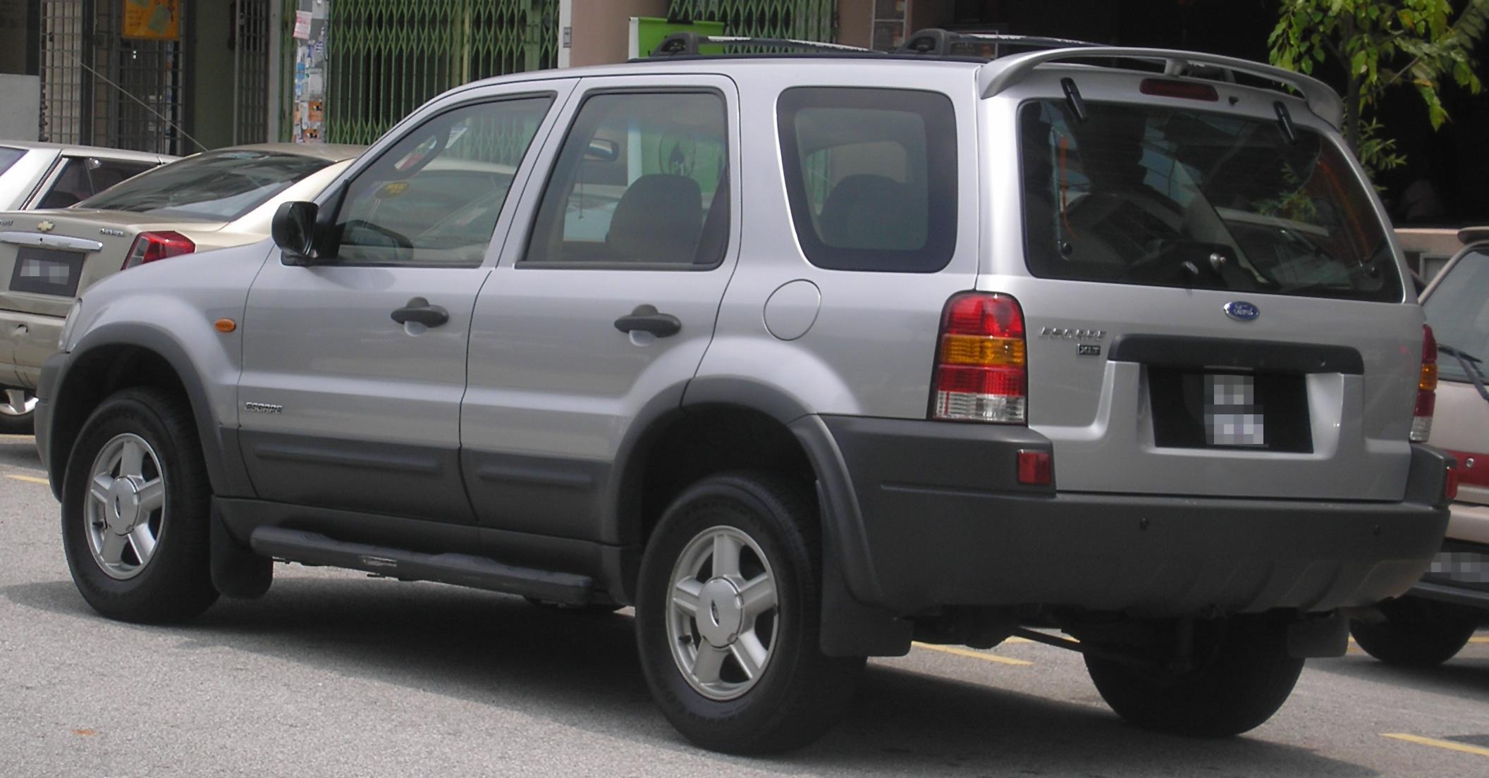 Ford Maverick II 2000 - 2007 SUV 5 door #5