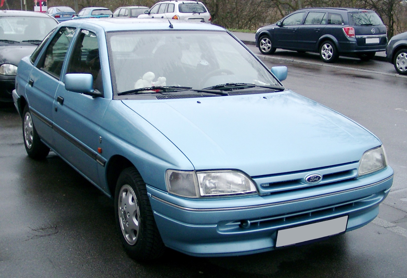 Ford Escort V Restyling 2 1995 - 2000 Cabriolet #4