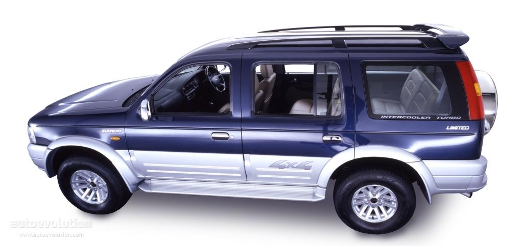 Ford Everest I 2003 - 2006 SUV 5 door #3