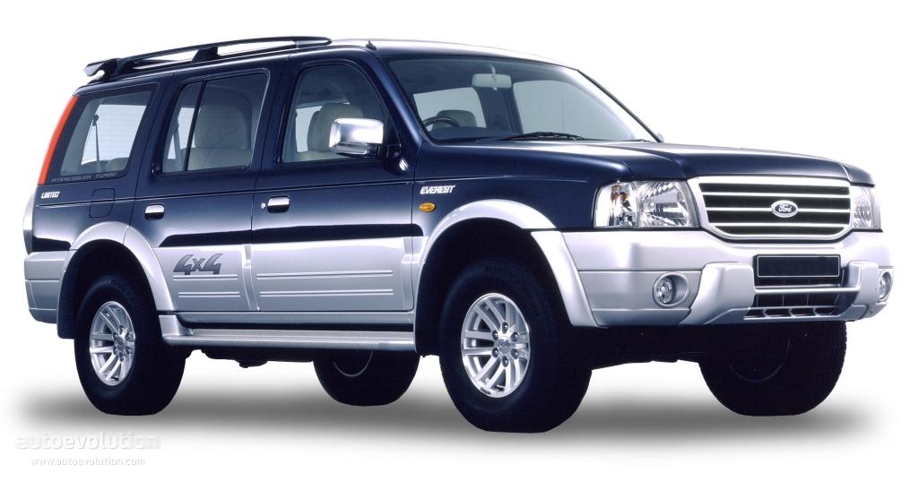 Ford Everest I 2003 - 2006 SUV 5 door #6