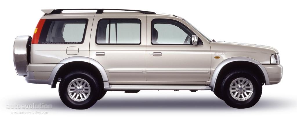 Ford Everest I 2003 - 2006 SUV 5 door #5