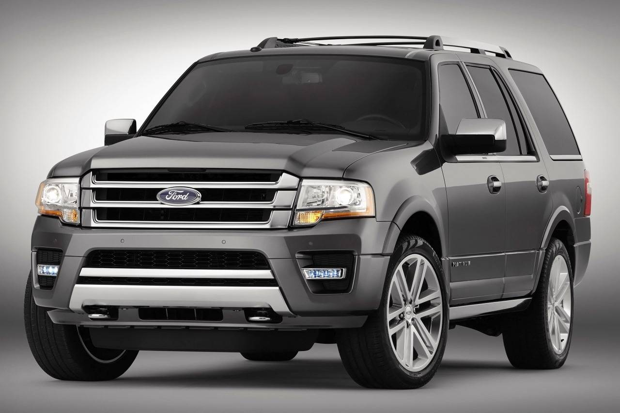 Ford Expedition IV 2017 - now SUV 5 door #6