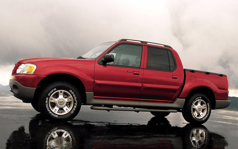 Ford Explorer Sport Trac I 2000 - 2005 Pickup #7