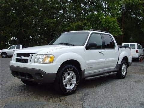 Ford Explorer Sport Trac I 2000 - 2005 Pickup #8