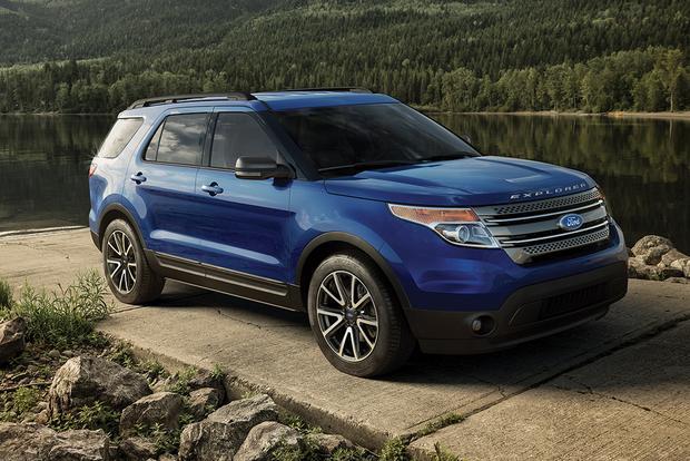 Ford Explorer V Restyling 2015 - now SUV 5 door #7