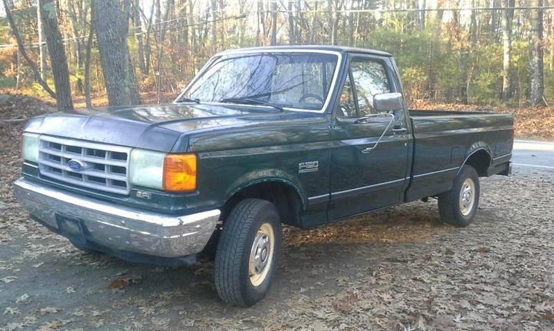 Ford F-150 VIII 1987 - 1991 Pickup #3