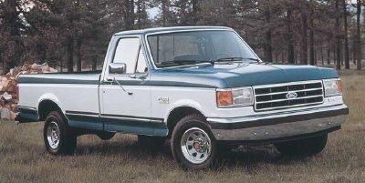 Ford F-150 VIII 1987 - 1991 Pickup #1