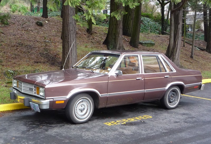 Ford Fairmont 1978 - 1983 Sedan #4
