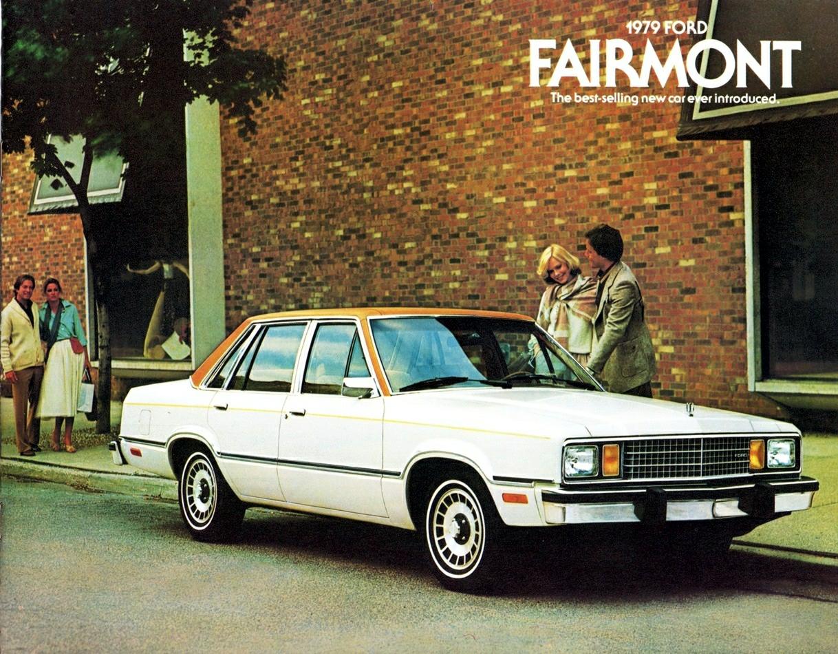 Ford Fairmont 1978 - 1983 Sedan #5