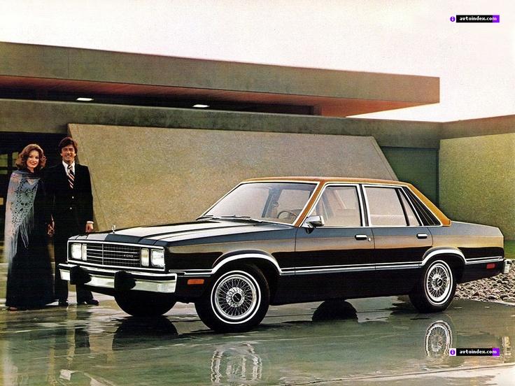 Ford Fairmont 1978 - 1983 Sedan #2