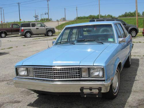 Ford Fairmont 1978 - 1983 Sedan #6