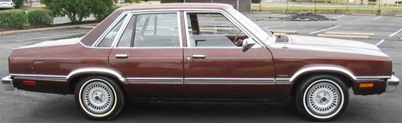 Ford Fairmont 1978 - 1983 Sedan #3