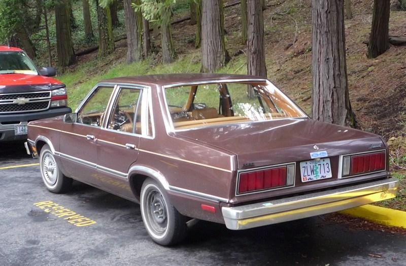 Ford Fairmont 1978 - 1983 Sedan #7