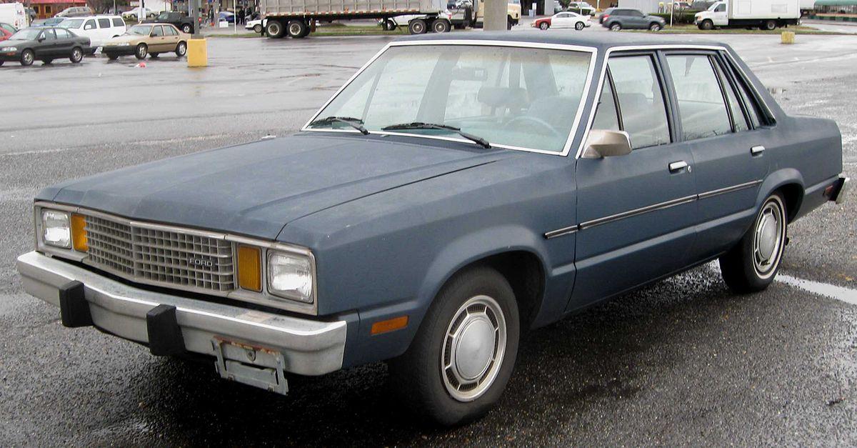 Ford Fairmont 1978 - 1983 Sedan #8