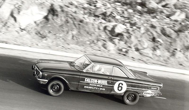 Ford Falcon I (XK, XL, XM, XP) 1960 - 1966 Sedan #5