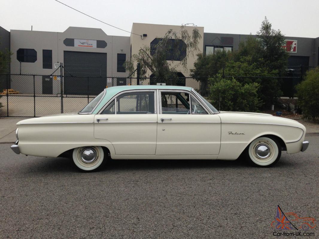Ford Falcon I (XK, XL, XM, XP) 1960 - 1966 Sedan #7