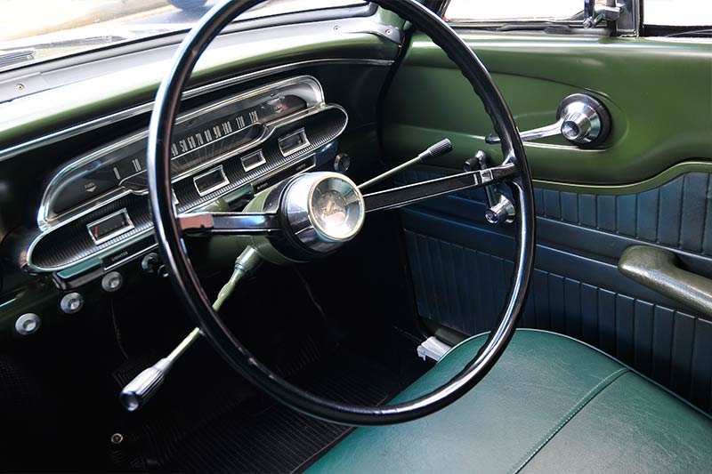 Ford Falcon I (XK, XL, XM, XP) 1960 - 1966 Sedan #3