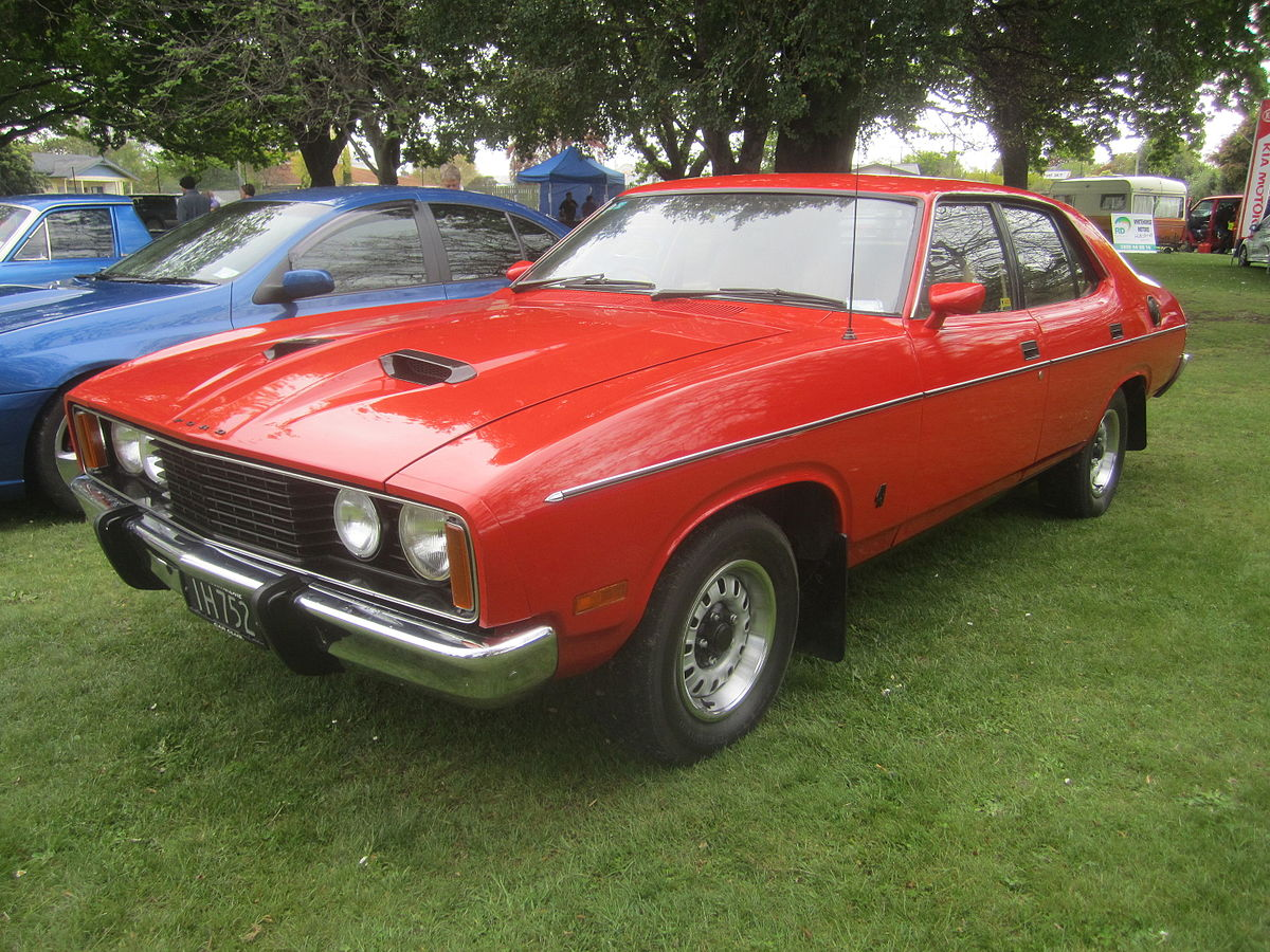 Ford Falcon III (XA, XB, XC) 1972 - 1979 Sedan #8