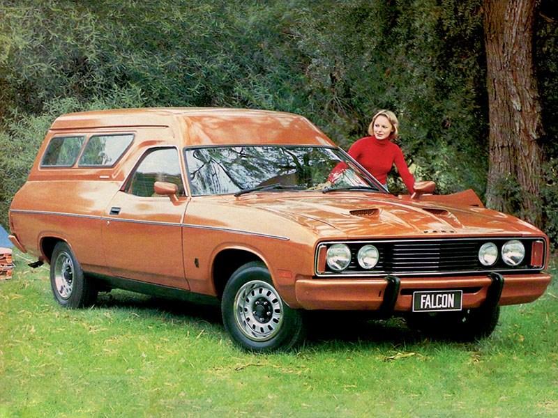 Ford Falcon III (XA, XB, XC) 1972 - 1979 Sedan #6