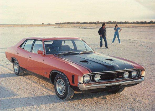 Ford Falcon III (XA, XB, XC) 1972 - 1979 Sedan #4