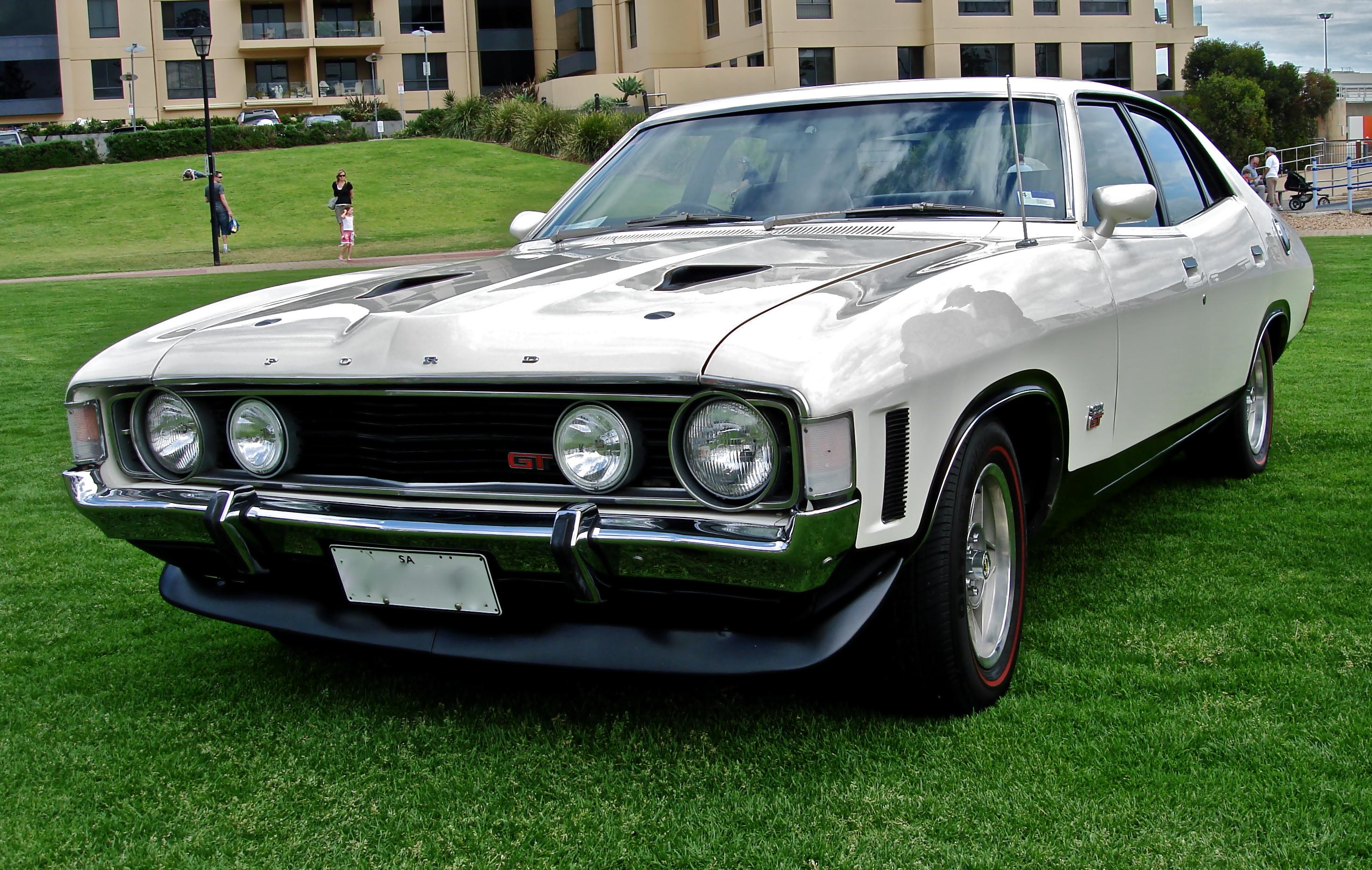 Ford Falcon III (XA, XB, XC) 1972 - 1979 Sedan #2